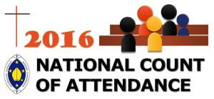 NATIONAL COUNT OF ATTENDANCE